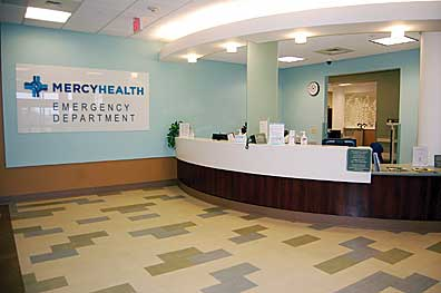 Clermont Mercy Emergency Room