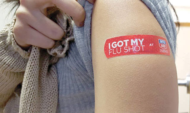 Health officials urge residents to get flu shots